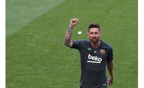 A Bayern München játékosa rajong Lionel Messiért – most ellene bizonyíthat