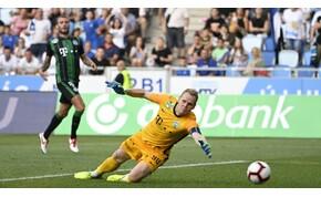A Ferencváros nem bírt az NB II bajnokával az elsőosztály nyitáján – videó
