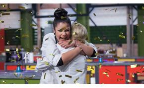 Gáspár Evelin nyerte a MasterChef VIP-t – videó
