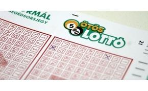 Két páros számot húztak ki az Ötös lottó sorsoláson
