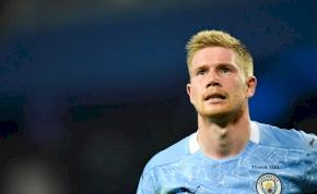 Manchester City játékos lett a Premier League idei szezonjának legjobbja