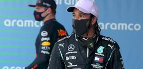 Forma-1: Hamilton megdöntötte Michael Schumacher egyik rekordját