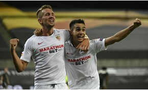 Harmadik elődöntőjét is elvesztette a Manchester United, El-döntős a Sevilla – videó