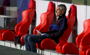 "Barca-elnök: ""Ki fogjuk rúgni Quique Setiént"""