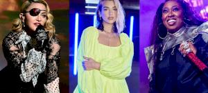 Madonna és Missy Elliott ad új löketet Dua Lipa dalának