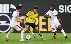 A Dortmund sztárja varázslatos cselt mutatott be