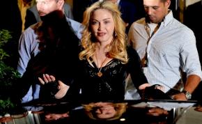 Madonna keményen szétdrogozta magát születésnapján – fotók