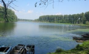 Száraz lábbal sétálhatsz az egyik magyar tó közepén – videó