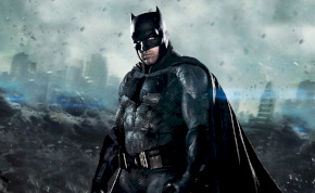 Ben Affleck újra Batman bőrébe bújik