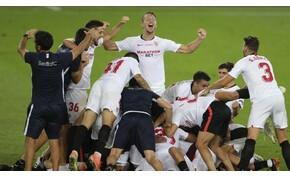 Az Európa-liga specialista Sevilla megverte az Intert a döntőben