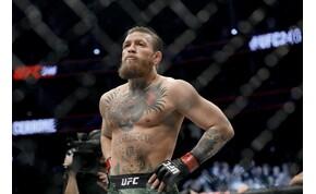 Conor McGregor nagy visszatérésre készül? – fotó