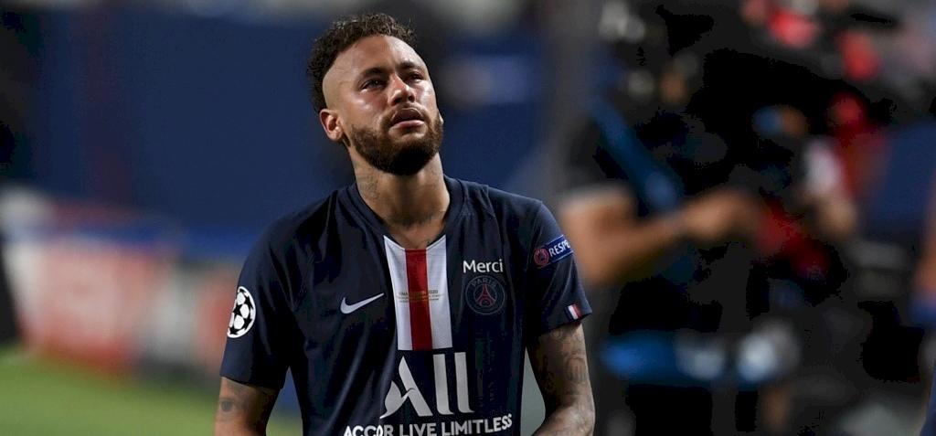 BL-döntő: David Alaba nem ünnepelt, hanem Neymart vigasztalta – videó
