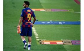 Az új Barca-edző közölte Suárezzel, hogy nem számít rá