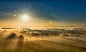 Magyarországon, egy kis faluban van Európa közepe?