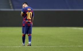 Hivatalos: Lionel Messi kérelmezte, hogy elhagyhassa a Barcelonát