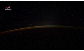 Rejtélyes fényeket látott a Nemzetközi Űrállomás űrhajósa – videó