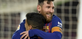 Messi korábbi ügynöke elárulta, hogy hol folytatja az argentin játékos