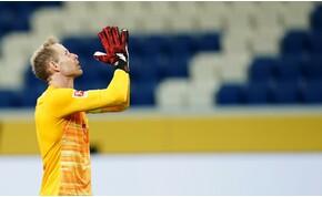 Csak egy kapus előzi meg Gulácsit a német fociszaklap rangsorában