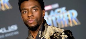 Meghalt a Fekete Párduc, Chadwick Boseman