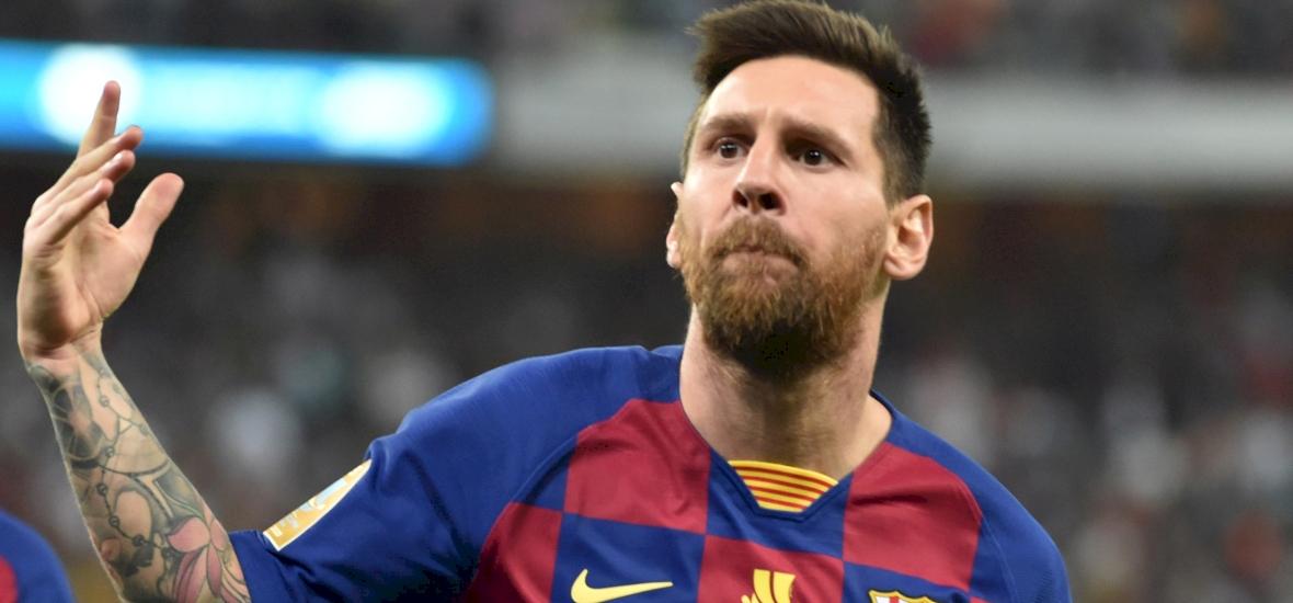 Messi kihagyja a hétfői edzést a Barcelonánál