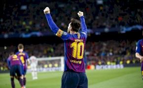 Messi még el se ment, de csapattársa már bejelentkezett a 10-es mezre