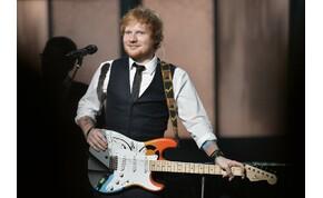 Megszületett Ed Sheeran első gyermeke, és már a nemét is tudni