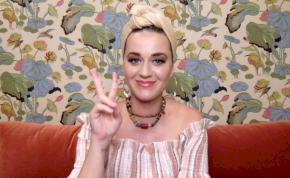 Katy Perry megmutatta, hogy néz ki a teste öt nappal a szülés után – kép