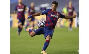 A  Barcelonának nem kell, így a Juventus csapna le Luis Suárezre