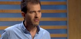 A Konyhafőnök: Fördős Zé durván a kukába dobott egy ételt – videó