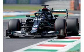 F1 Olasz Nagydíj: Hamilton volt a leggyorsabb