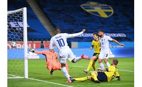 Mbappé csodagóljával nyertek a franciák, Portugália hatalmas gólokkal száguldott át Horvátországon