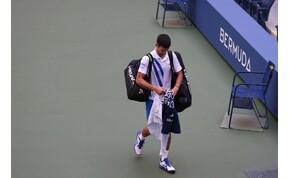 """""""Helytelenül viselkedtem"""" – megszólalt a US Openről kizárt Djokovic"""