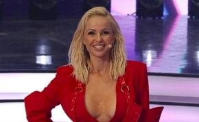 Sztárban sztár: Köllő Babett elárulta, hogy most miért takarta el a melleit