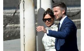 Óriási titkot őrzött a Beckham házaspár