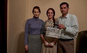 Elkezdődött az új magyar kémfilm, A játszma forgatása