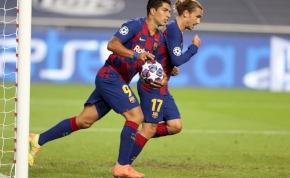 Nyelvvizsgáznia kell Suáreznek, hogy a Juventus játékosa lehessen