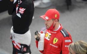 Vettel elhagyja a Ferrarit, de marad az F1-ben