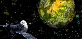 Az űrből is látszódott a koronavírus hatása - képek