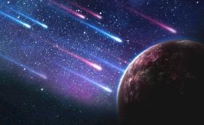A Földbe csapódott egy ősi meteorit, életet is találtak rajta – videó