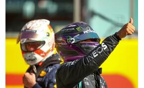 F1 Toszkán Nagydíj - Lewis Hamilton indulhat a pole-ból