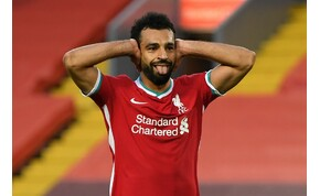 Salah gólörömével korábbi válogatott csapattársának üzent