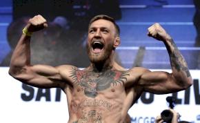 Szexuális zaklatás miatt letartóztatták Conor McGregort
