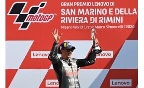 MotoGP - San Marino: egy új győztes Rossi földjén