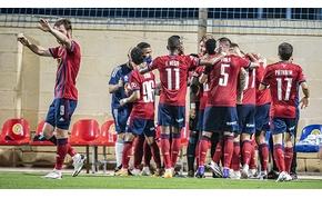 Kiszenvedte a Vidi a győzelmet Máltán