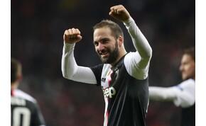 Megvan a Juventus csatárának új csapata