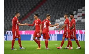 Elindult a Bundesliga, 8 gólt rúgott a Bayern München – videó
