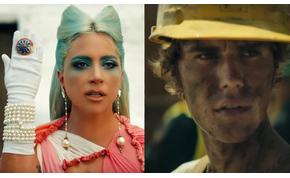 Lady Gaga szinte meztelen, Justin Bieber pedig nagyon mocskos az új klipjében