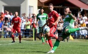 A Dinamo Zagreb után a Ráckevét is legyőzte a Fradi