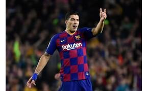 A Juventus lemondott Luis Suárezről, ide igazolhat a Barca-támadó