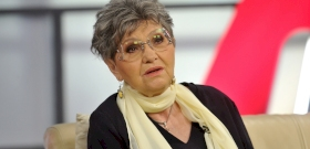 Pécsi Ildikót belülről emészti a bánat, 14 kilót fogyott a művésznő